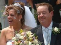 Highlight for Album: Theresa & Jim Wedding
