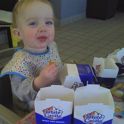 Highlight for Album: The Kid gets a White Castle