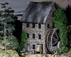 Highlight for album: dioramas by Gene D. Austin
